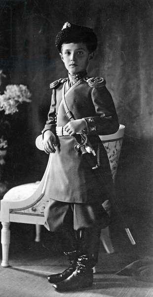 Tsarevich Alexei Nikolaevich Alexis Romanov