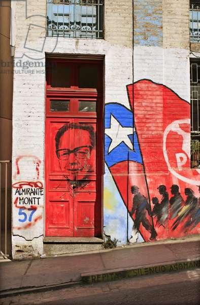 Valparaiso Graffiti (photo)