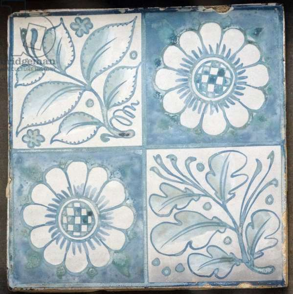Tiles by Morris and Company