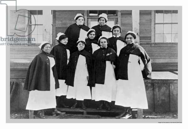 Red Cross Nurses 1917 (photo)