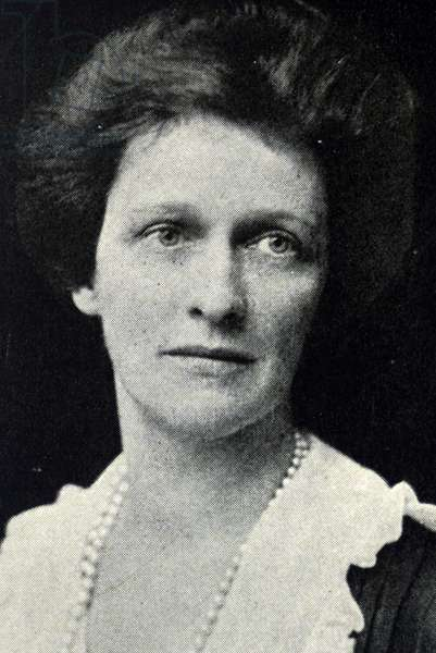 Nancy Astor, Viscountess Astor.