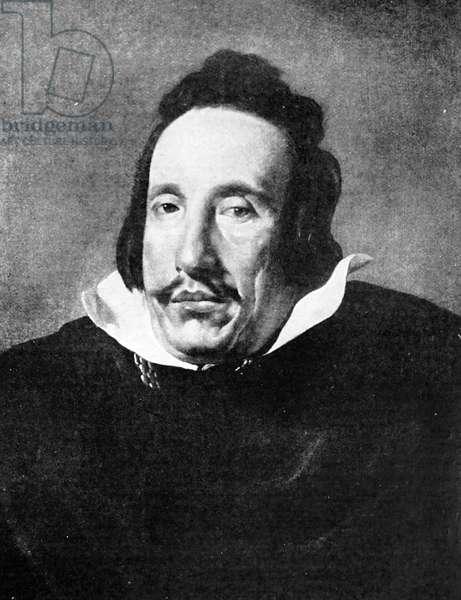 A man, 1754