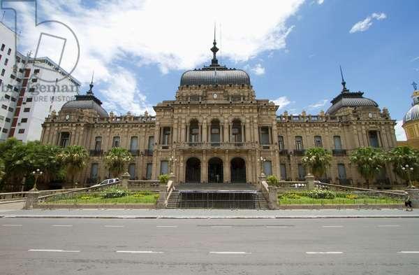 Casa De Gobierno (Government House), San Miguel De Tucuman, Argentina (photo)