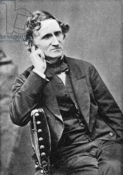 Elihu Burritt : Elihu Burritt, who promoted the Brussels Peace Conference of 1848 ©Encyclopaedia Britannica/UIG/Leemage
