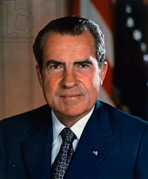 Richard Milhous Nixon, 1970