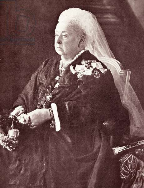 Queen Victoria of Great Britain, 1899