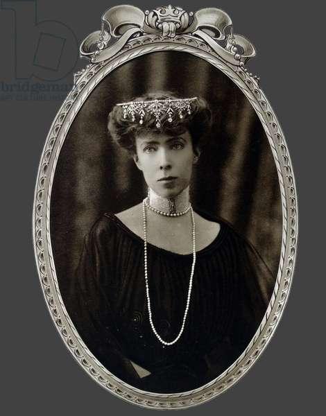 Elizabeth, Queen of the Belgians, 1914