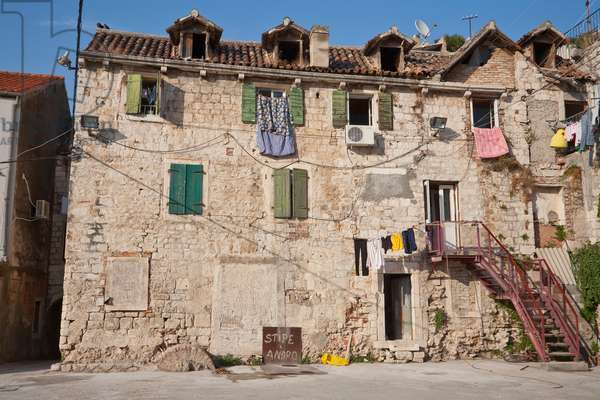 Old House, Split, Split-Dalmatia, Croatia (photo)