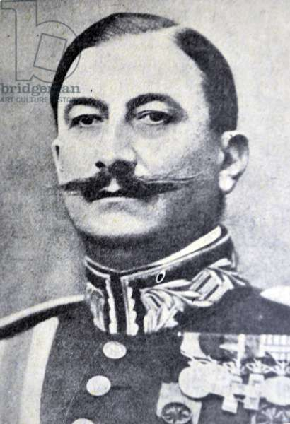 Dámaso Berenguer y Fusté (4 August 1873 – 19 May 1953) was a Spanish soldier and politician.