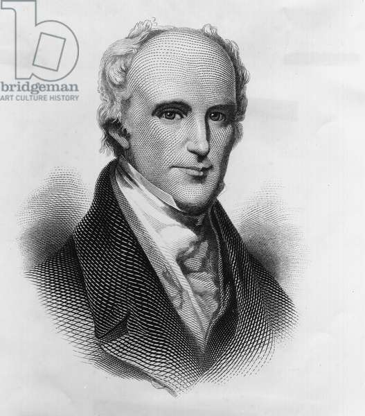 Richard Rush : Richard Rush, an American statesman who in 1817 negotiated the Rush-Bagot Agreement with Great Britain, providing for disarmament on the Great Lakes after the War of 1812. He served as attorney general of Pennsylvania (1811), attorney general of the United States (1814-17), and secretary of the treasury (1825-29) ©Encyclopaedia Britannica/UIG/Leemage