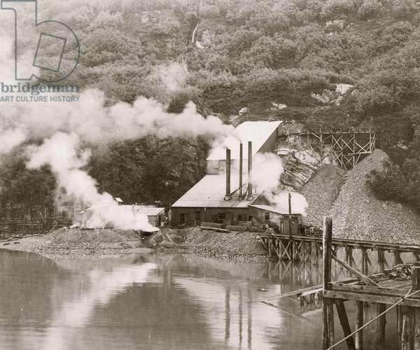 Gold Mine 1915 (photo)