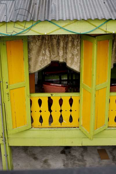Traditional Malacca Kampung House (photo)
