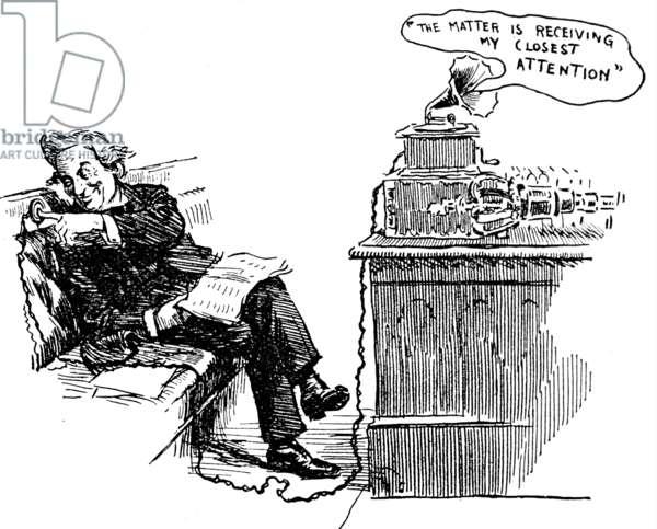 Herbert Asquith, 1915
