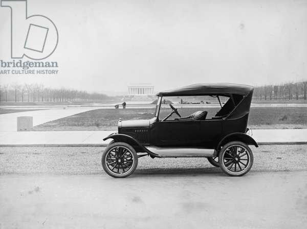 Ford Touring Car 1925 (photo)