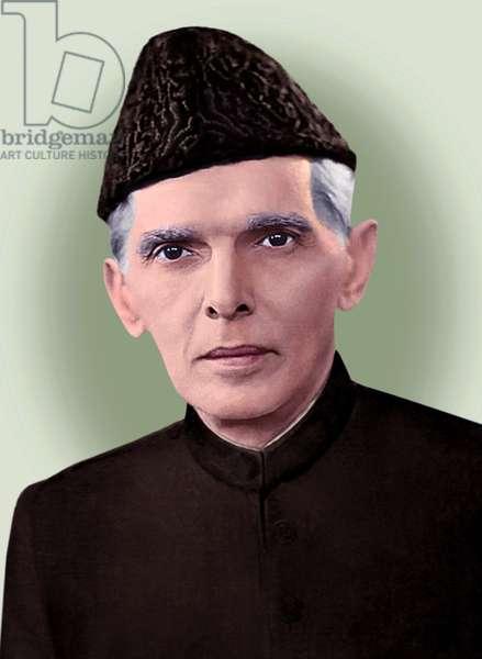 Muhammad Ali Jinnah, 1948