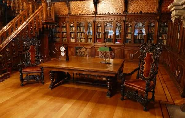 The Library of Tsar Nicholas II, 1900