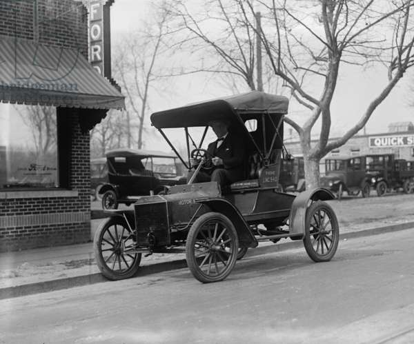 Ford Coupe 1925 (photo)