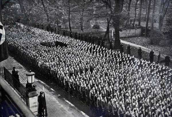 Hitler Youth Rally in Munich 1935