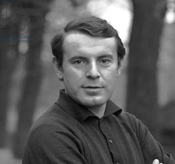 Milos Forman, Czechoslovak Film Director. May 1967.