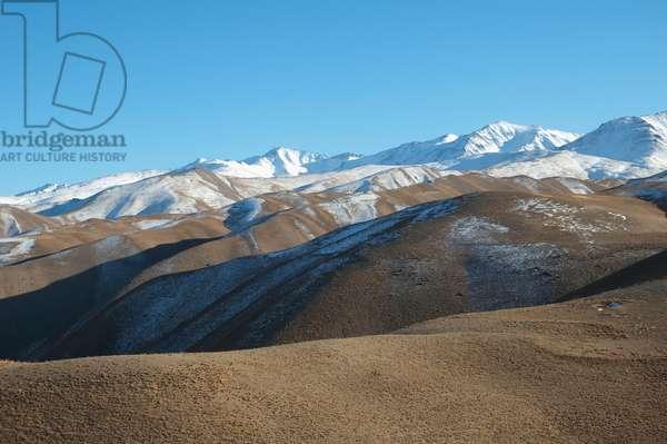 Shibar Pass, Bamian Province, Afghanistan (photo)