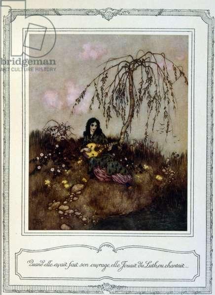 Cinderella, 1910 (illustration)