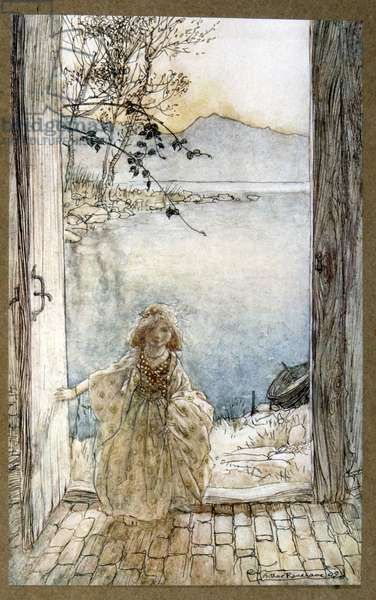 Ondine, 1910 (illustration)