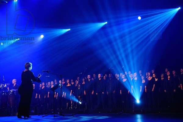 Protestant festival in Strasbourg Concert (photo)