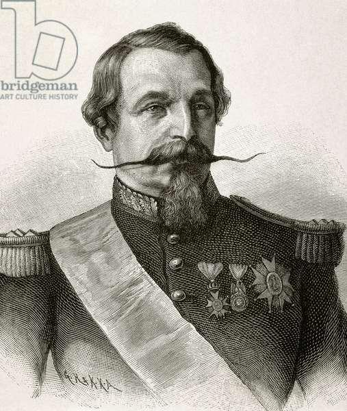 Napoleon III (Charles Louis Napoleon) (1808-1873)