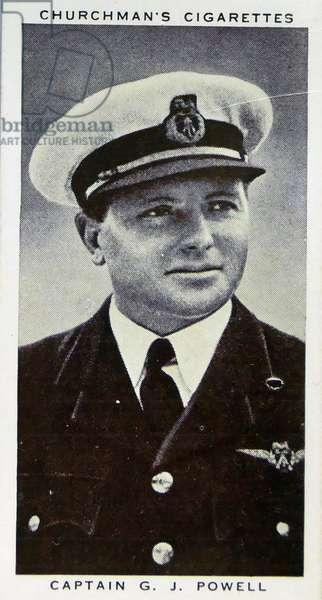 Captain G J Powell, 1950s