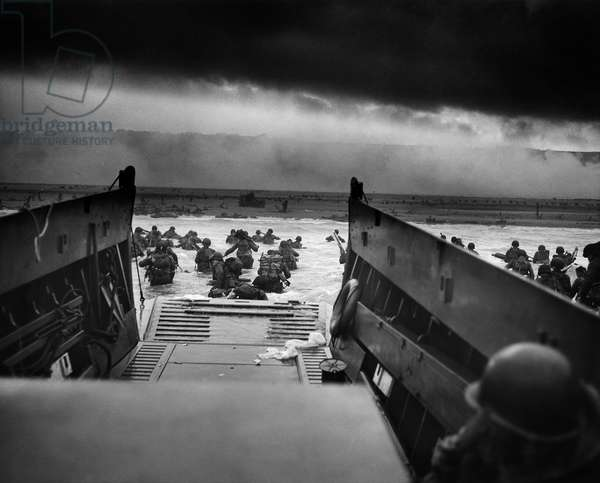 US Troops on D Day