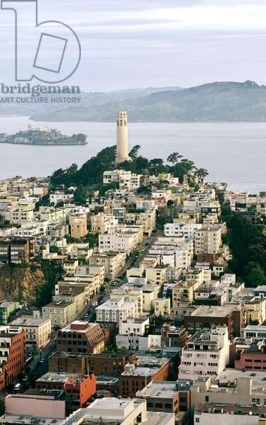 Telegraph Hill, San Francisco (photo)