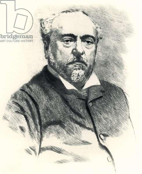 (Alexis) Emmanuel Chabrier (1841-1894)