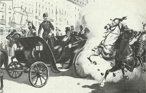 Assassination attempt on the life of King Alfonso XIII of Spain