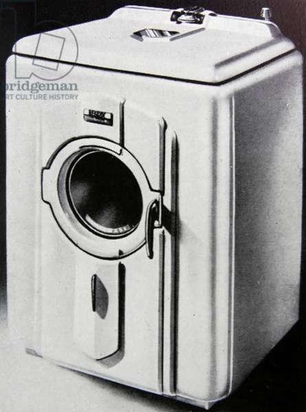 A Bendix washing machine