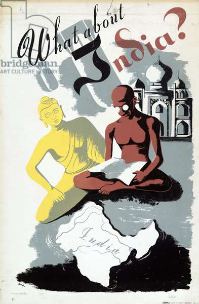 What About India?, 1942