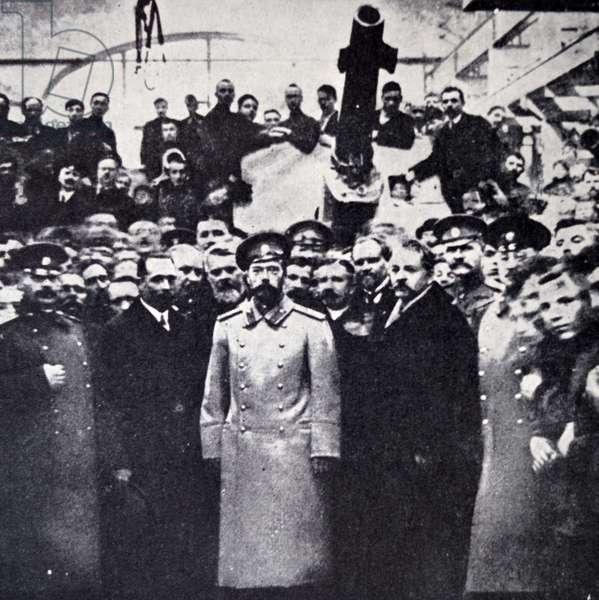 Tsar Nicholas II of Russia, 1914