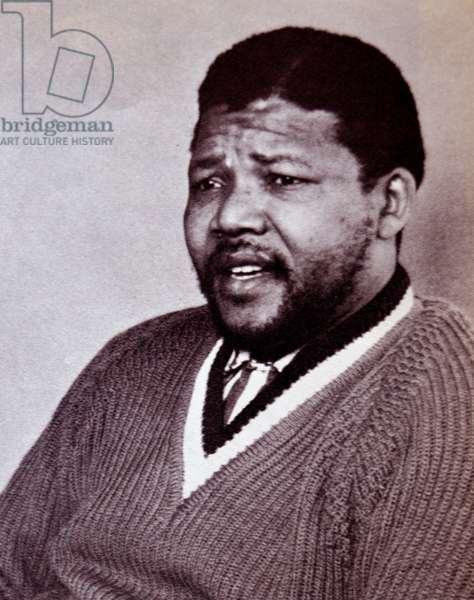 Nelson Mandela, 1962