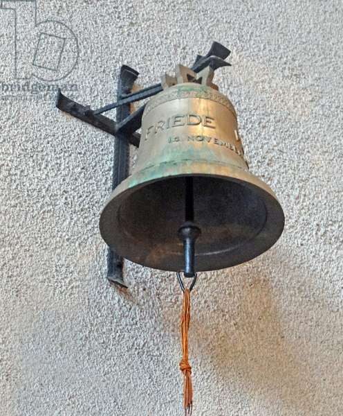 The Peace Friede Bell at Coventry Cathedral