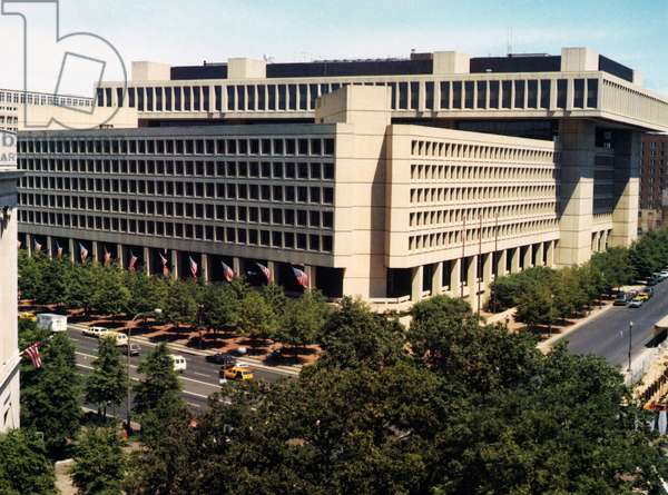 The J. Edgar Hoover Building, 1985 (photo)