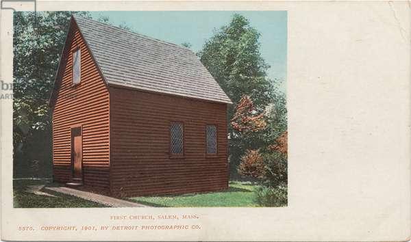 First Church, Salem, Mass