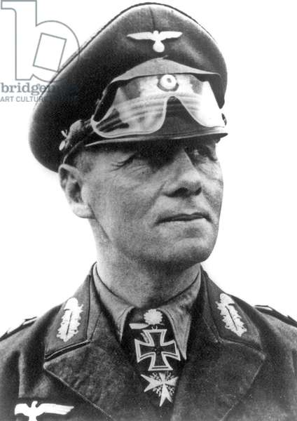 Erwin Rommel and the German 15th Panzer Division