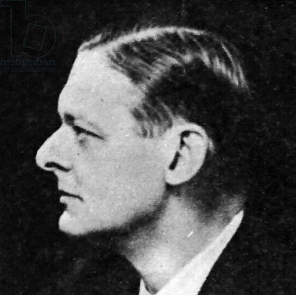 T. S. Eliot, 1950