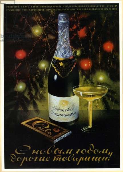 Chocolate Slava - Glory Champagne