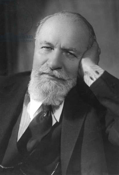 Vladimir Nemirovich-Danchenko (1858-1943), Actor, Director, Co-Founder with Stanislavsky of the Moscow Art Theatre.