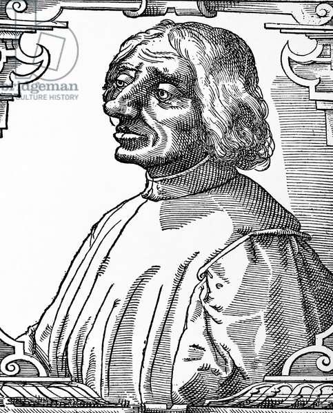 Lorenzo de' Medici.