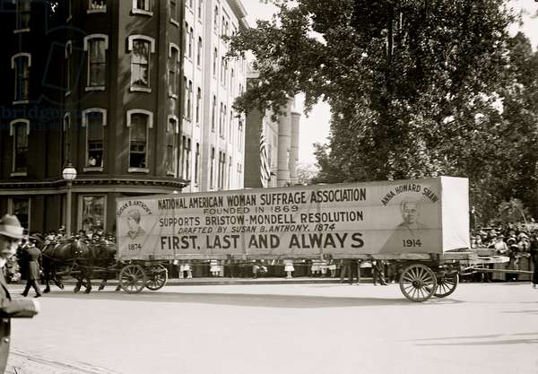 Truck Banners supports the Bristol-Mondell Resolution 1913 (photo)