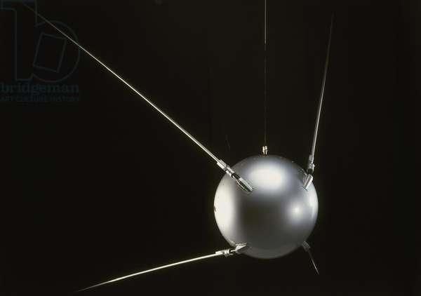 Satellites, Scientific, International Sputnik 1 satellite, 1957