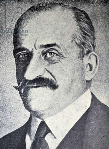 Don Álvaro de Figueroa y Torres-Sotomayor, 1st Count of Romanones, Grandee of Spain (Madrid, 9 August 1863 – 11 October 1950, Madrid) was a Spanish politician.
