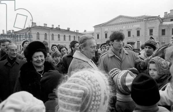 Grand Duke Vladimir Romanov In St. Petersburg
