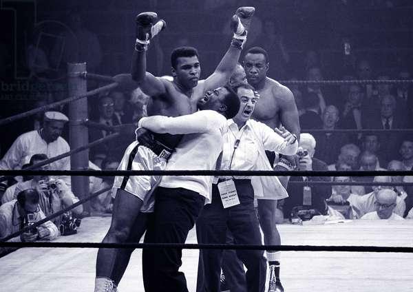 Muhammad Ali, 1965